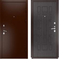 Входная дверь Luxor-3a венге 244